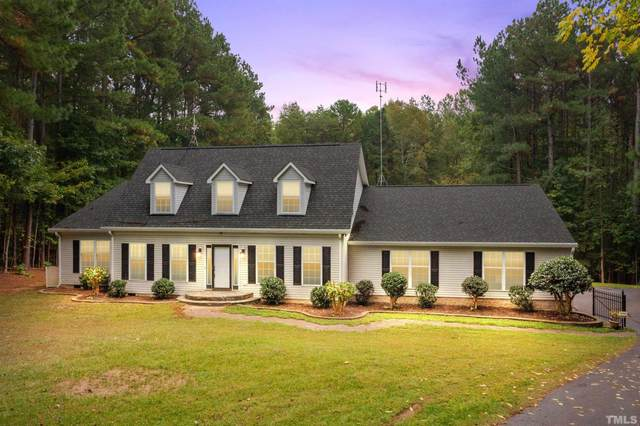 5 Orion Circle, Rougemont, NC 27572 (MLS #2412644) :: The Oceanaire Realty