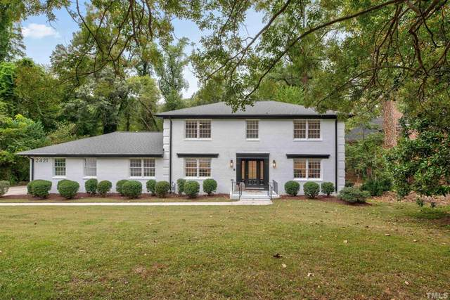 2421 New Bern Avenue, Raleigh, NC 27610 (#2412669) :: Log Pond Realty