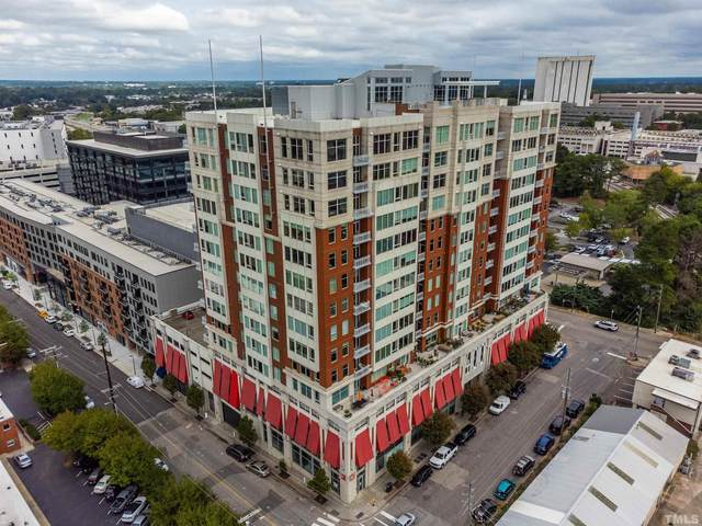 400 W North Street #1222, Raleigh, NC 27603 (MLS #2412686) :: The Oceanaire Realty