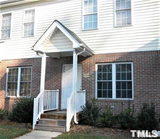 4706 Parkville Drive, Raleigh, NC 27604 (#2412690) :: The Blackwell Group
