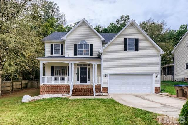 9421 Buggy Run Circle, Wake Forest, NC 27587 (#2412737) :: Raleigh Cary Realty