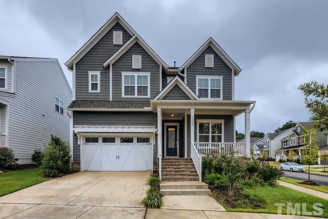 1524 Holding Village Way, Wake Forest, NC 27587 (#2412740) :: Marti Hampton Team brokered by eXp Realty