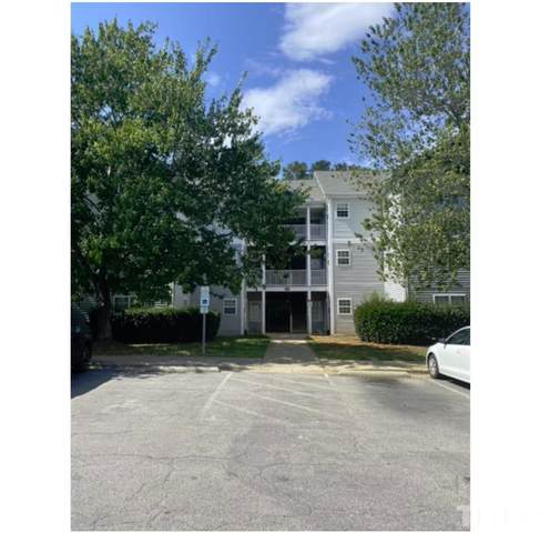 3710 Pardue Woods Place #102, Raleigh, NC 27606 (MLS #2412782) :: The Oceanaire Realty