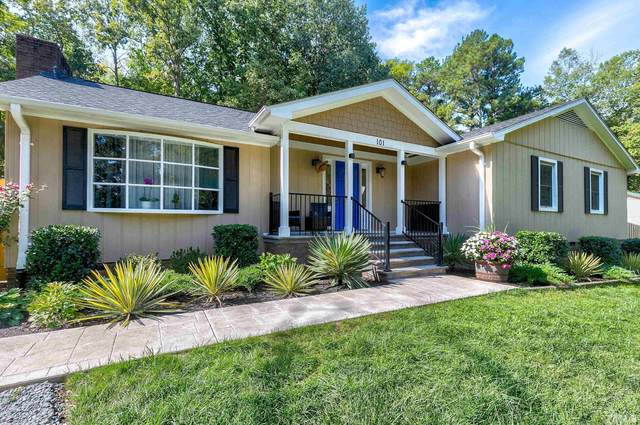 101 Stedwick Place, Durham, NC 27712 (#2412824) :: The Tammy Register Team