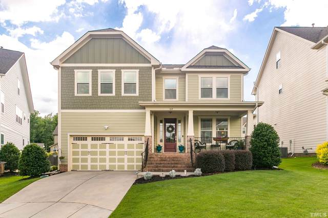 309 Orange Blossom Court, Wake Forest, NC 27587 (#2412835) :: Marti Hampton Team brokered by eXp Realty