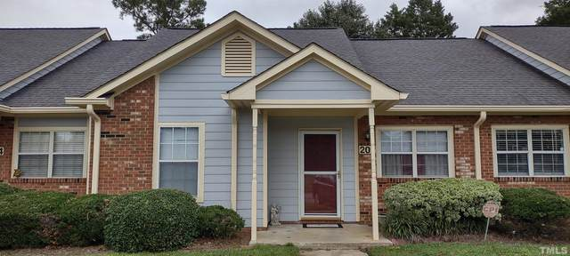 202 Old Spring Hill Lane, Fuquay Varina, NC 27526 (#2412903) :: The Blackwell Group