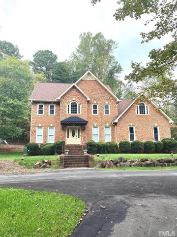 2538 Woodhaven Drive, Durham, NC 27712 (#2412913) :: The Tammy Register Team