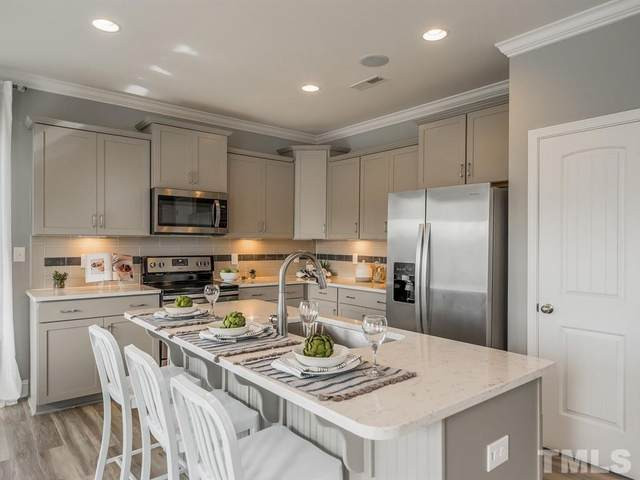 Lot 20 Ginger Hill Lane, Durham, NC 27703 (#2412918) :: The Blackwell Group