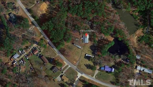 1150 Gun Club Road, Henderson, NC  (MLS #2412972) :: EXIT Realty Preferred