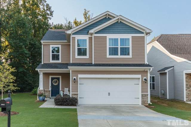 3964 White Kestrel Drive, Raleigh, NC 27616 (MLS #2412983) :: The Oceanaire Realty