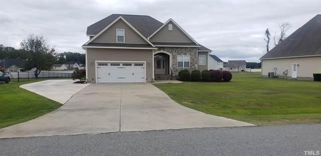 109 Glavine Court, Pikeville, NC 27863 (#2412996) :: Steve Gunter Team