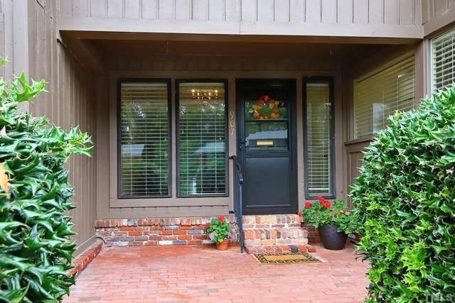 907 Oak Tree Drive #907, Chapel Hill, NC 27517 (#2413052) :: RE/MAX Real Estate Service