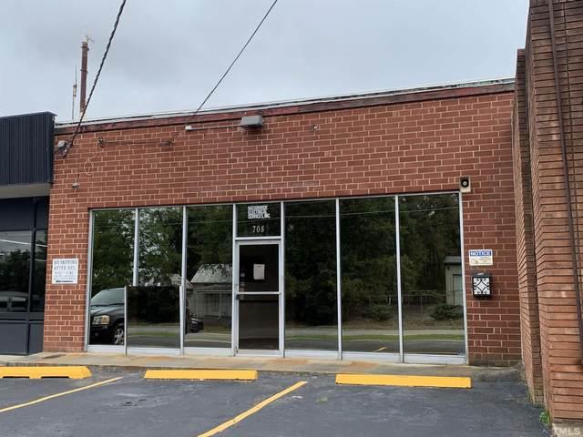 708 N William Street, Goldsboro, NC 27530 (#2413099) :: Scott Korbin Team