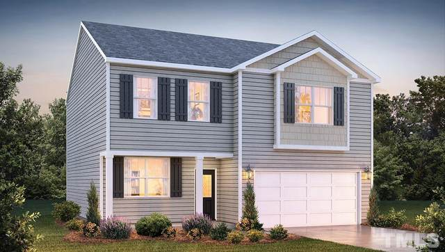 256 Simply Country Lane, Lillington, NC 27546 (MLS #2413106) :: The Oceanaire Realty