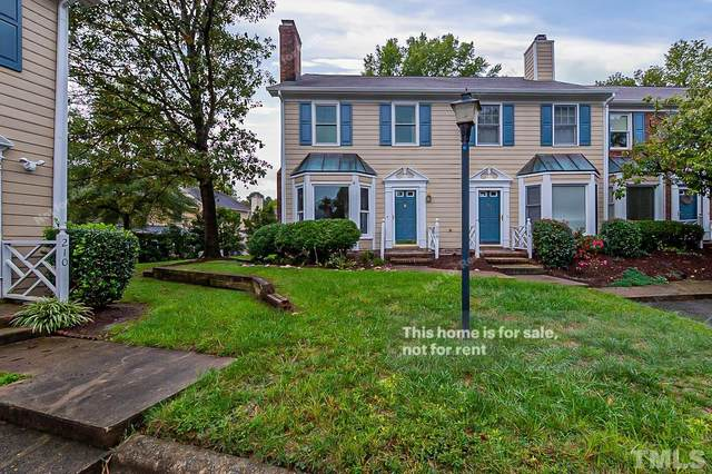 208 Standish Drive, Chapel Hill, NC 27517 (#2413107) :: Triangle Top Choice Realty, LLC