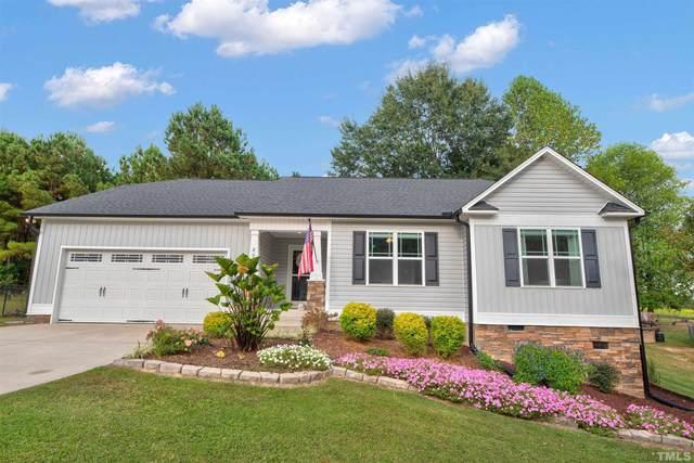 83 Foxhound Court, Benson, NC 27504 (#2413114) :: The Tammy Register Team
