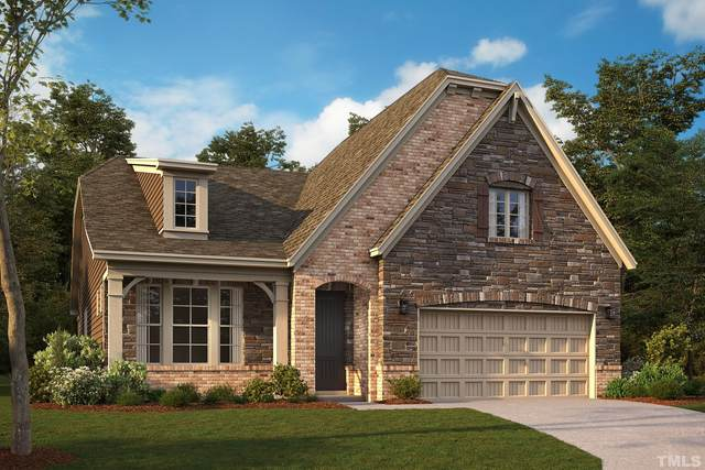 1613 Stonemill Falls Drive #129, Wake Forest, NC 27587 (#2413157) :: Raleigh Cary Realty