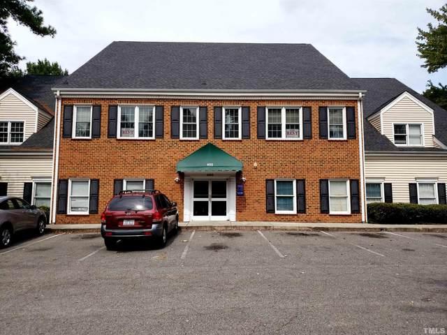 400 Crutchfield Street #5, Durham, NC 27704 (#2413180) :: Marti Hampton Team brokered by eXp Realty