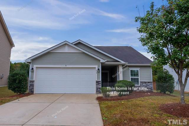 215 Plymouth Drive, Clayton, NC 27520 (#2413204) :: The Tammy Register Team