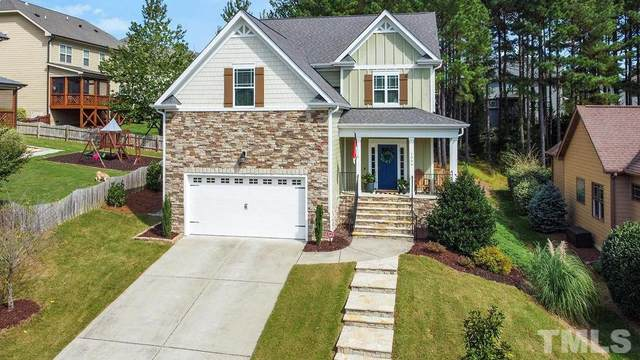 1009 Heritage Hills Way, Wake Forest, NC 27587 (#2413222) :: Raleigh Cary Realty