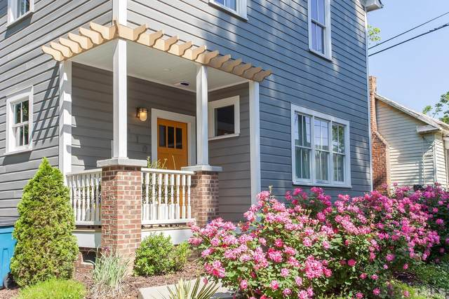 610 Carroll Street, Durham, NC 27701 (#2413238) :: The Perry Group
