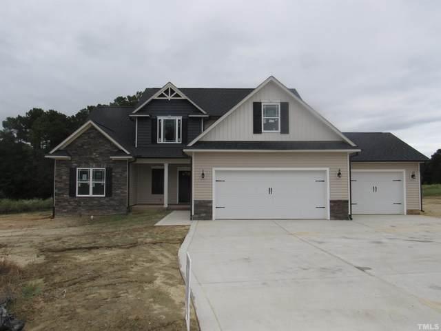 36 Shady Oaks Drive, Benson, NC 27504 (#2413251) :: The Blackwell Group