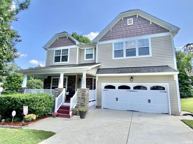 295 Clubhouse Drive, Youngsville, NC 27596 (#2413264) :: The Blackwell Group