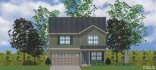 1012 Sumter Point Way Lot 430, Knightdale, NC 27545 (#2413287) :: The Helbert Team