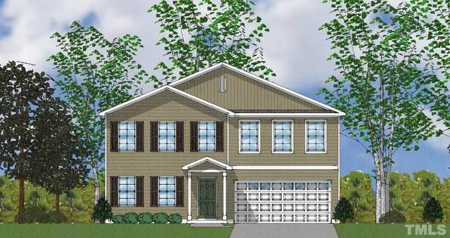 108 Forest Brook Way, Clayton, NC 27520 (#2413300) :: Scott Korbin Team