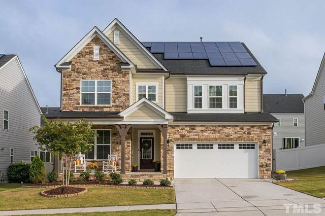 1932 Gray Meadow Drive, Apex, NC 27502 (#2413328) :: The Blackwell Group