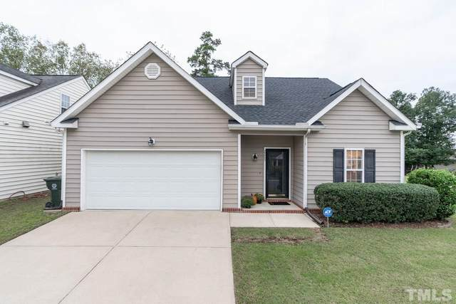 2209 Castle Pines Drive, Raleigh, NC 27604 (#2413337) :: The Helbert Team