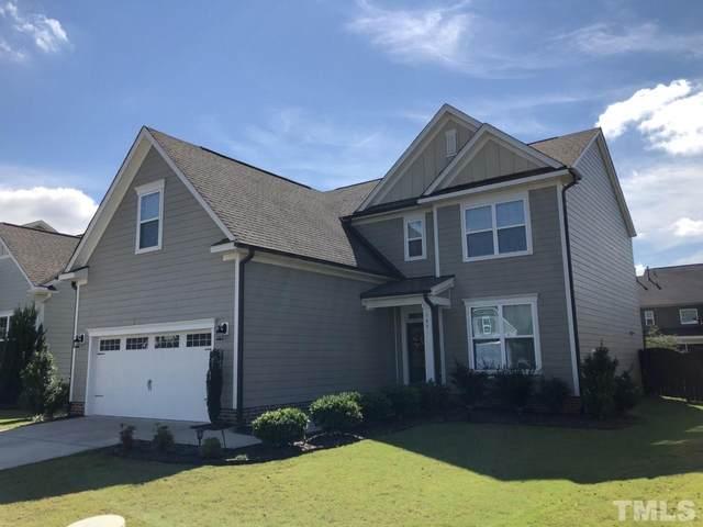 145 Morgan Ridge Road, Holly Springs, NC 27540 (#2413357) :: Triangle Top Choice Realty, LLC