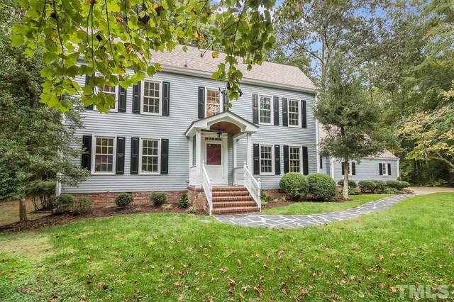 1404 Arboretum Drive, Chapel Hill, NC 27517 (#2413365) :: Scott Korbin Team