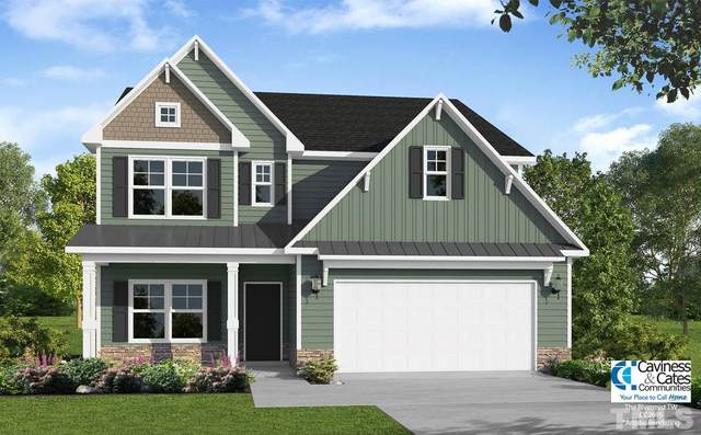 71 W Clydes Point Way, Wendell, NC 27591 (#2413369) :: Log Pond Realty