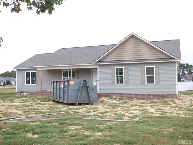 33 Clover Drive, Princeton, NC 27569 (#2413371) :: Marti Hampton Team brokered by eXp Realty