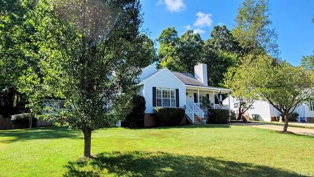 252 Steeple Road, Holly Springs, NC 27540 (#2413395) :: Marti Hampton Team brokered by eXp Realty