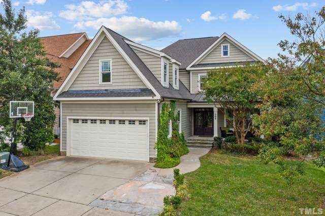 305 Russo Valley Drive, Cary, NC 27519 (#2413418) :: The Blackwell Group