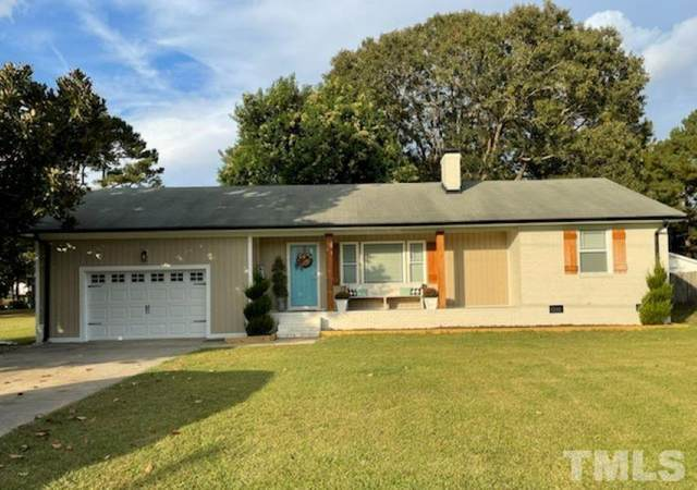 108 Knollwood Drive, Pine Level, NC 27568 (#2413429) :: The Tammy Register Team