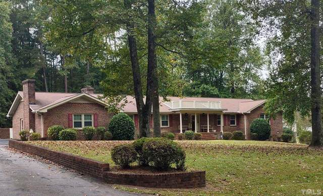 4938 Country Lane, Rocky Mount, NC 27803 (#2413430) :: The Tammy Register Team