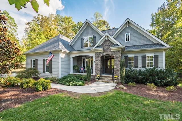 195 Manns Crossing Drive, Pittsboro, NC 27312 (#2413459) :: The Tammy Register Team