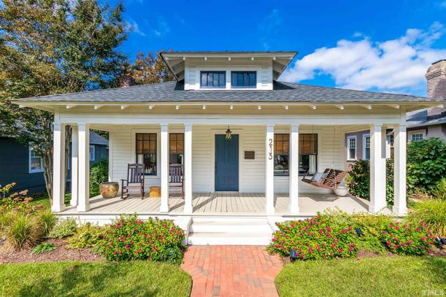 213 E Whitaker Mill Road, Raleigh, NC 27608 (#2413471) :: Raleigh Cary Realty