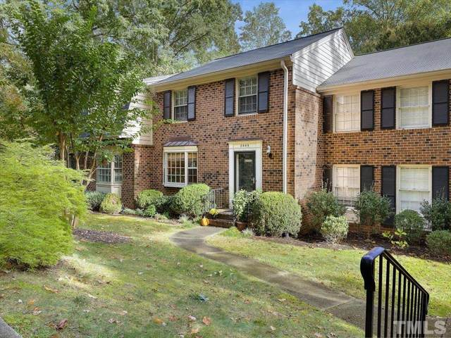 2868 Wycliff Road, Raleigh, NC 27607 (#2413482) :: The Tammy Register Team
