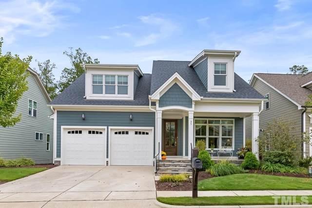 95 Tyner Loop Circle, Chapel Hill, NC 27516 (#2413483) :: Triangle Top Choice Realty, LLC