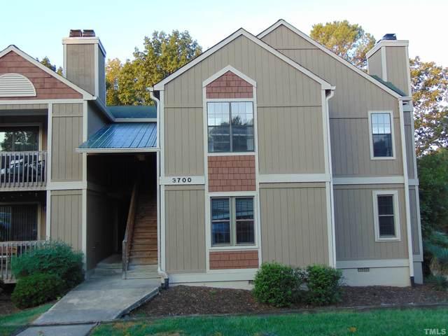3700 Chimney Ridge #004, Durham, NC 27713 (#2413499) :: Raleigh Cary Realty