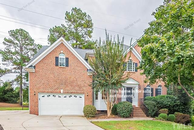 2824 Crystal Oaks Lane, Raleigh, NC 27614 (#2413505) :: The Helbert Team
