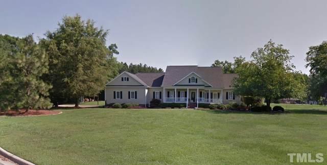 101 Twin Oaks Place, Goldsboro, NC 27530 (#2413557) :: The Beth Hines Team