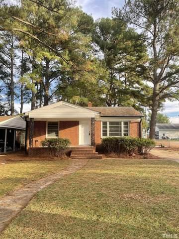 606 NE Bragg Street, Wilson, NC 27893 (#2413574) :: Raleigh Cary Realty