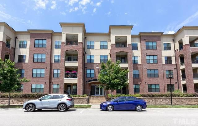 700 Finsbury Street #205, Durham, NC 27703 (#2413578) :: Triangle Top Choice Realty, LLC