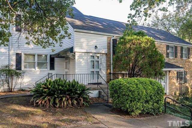 1904 Smallwood Drive #4, Raleigh, NC 27605 (#2413627) :: The Blackwell Group