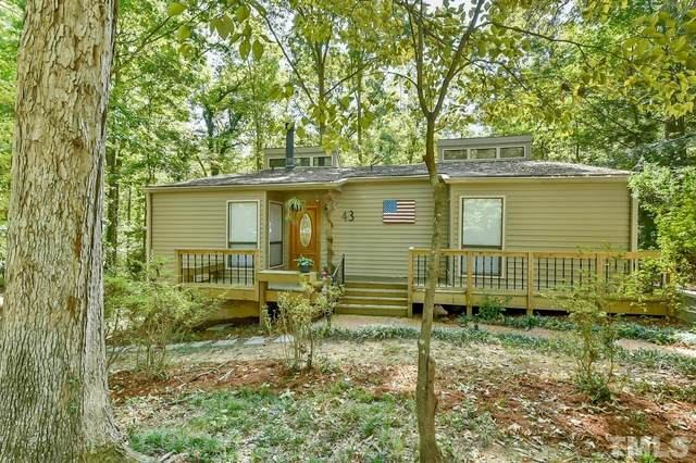 43 White Oak Trail, Chapel Hill, NC 27516 (#2413650) :: Log Pond Realty